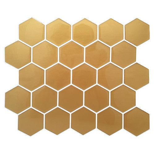 Linha Hexagon - Citrine