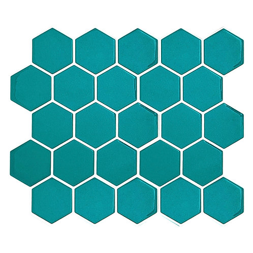 Linha Hexagon - Emerald