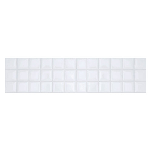 Border - Linha Standard - White Snow