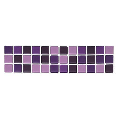 Border - Linha Standard - Purple Times