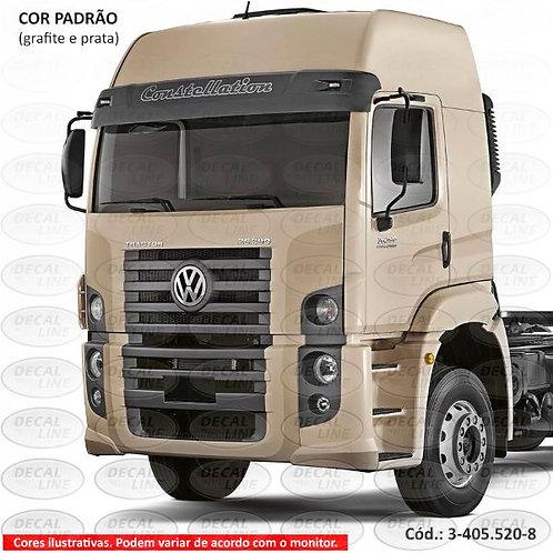 Faixa Auto Adesiva Caminhão Volks Constellation - Quebra-Sol