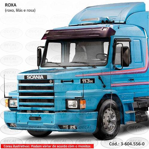 Faixa Auto Adesiva Scania 113 1994 - Padrão Original