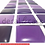 Thumbnail: Border - Linha Standard - Purple Times