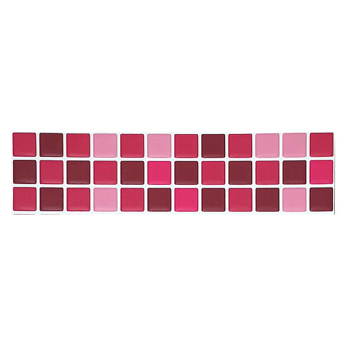 Border - Linha Standard - Pink Power