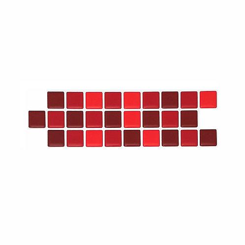Econômica (Border) - Linha Standard - Red Pepper