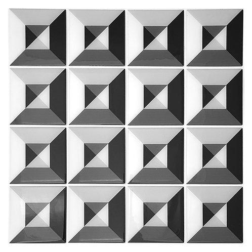 Linha Geometric - Button