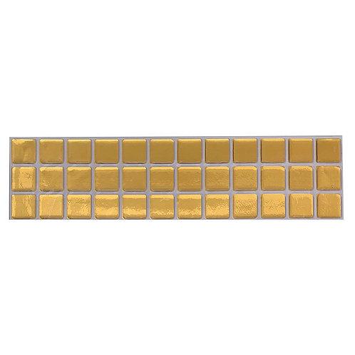 Border - Linha Standard - Yellow Gold