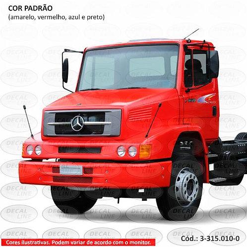 Faixa Auto Adesiva Mercedes Benz MB 1620 Truck - Ano 2004