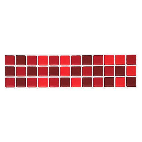 Border - Linha Standard - Red Pepper