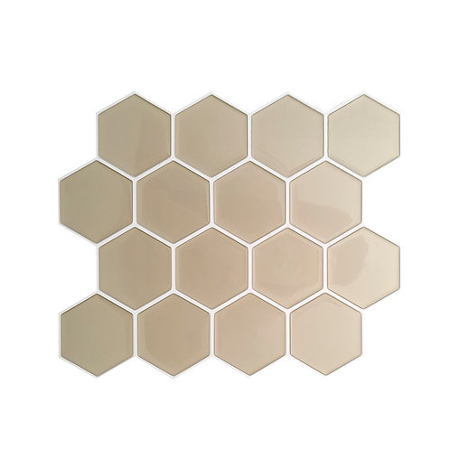 Econômica - Linha Hexagon - Pearl