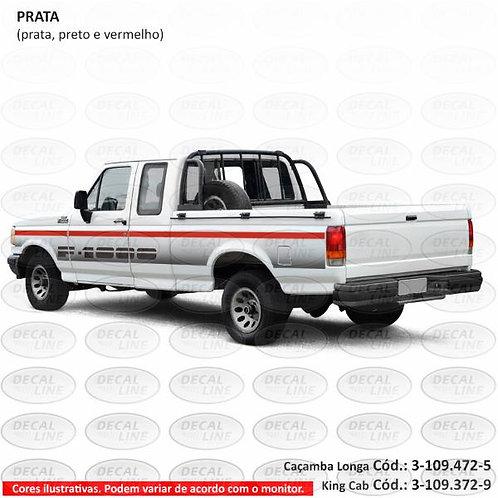 Faixa Auto Adesiva F1000 1993 SS - King Cab