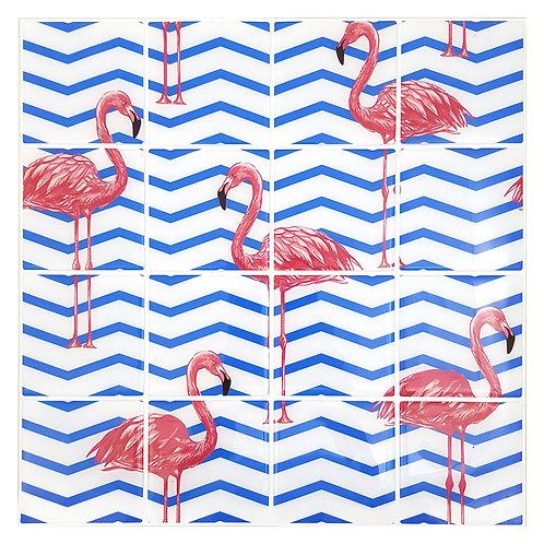 Linha Tropika - Flamingo