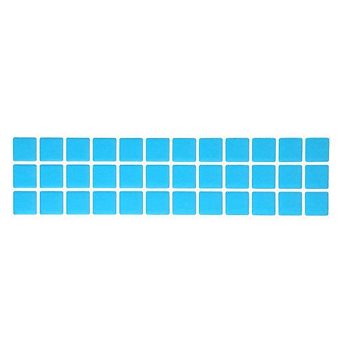 Border - Linha Standard - Blue Drop
