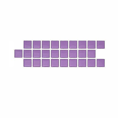 Econômica (Border) - Linha Standard - Lilac