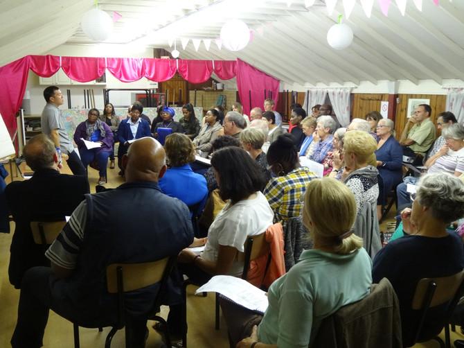 Formation Locale pour la Mission ''Augmente en nous la foi !'' 8 & 9 décembre