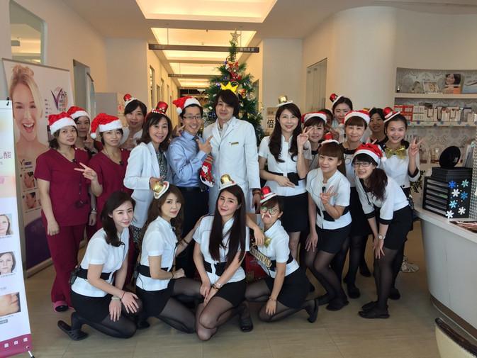 Merry Christmas! 全方位診所與大家一同歡慶聖誕佳節!