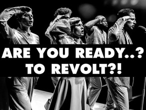 Revolt: Dans, theater en performance (14-17 jaar)