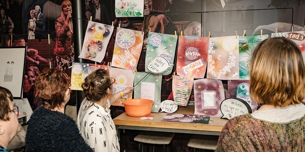 Cultuurvitamine : Lunch & kunst