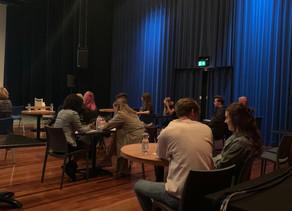 Genoeg creativiteit tijdens Spoken Word workshop