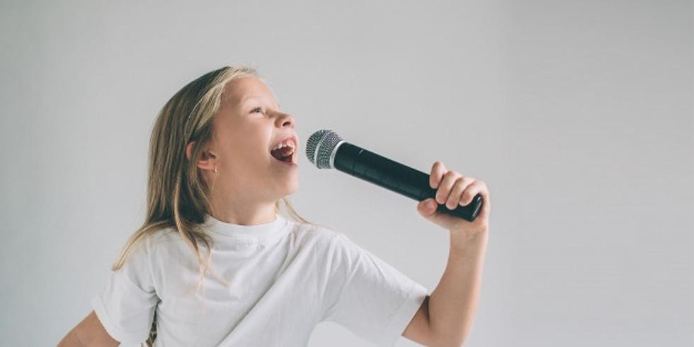 Zang en schrijfworkshop: schrijf je eigen Dromenliedje (6-12 jaar)