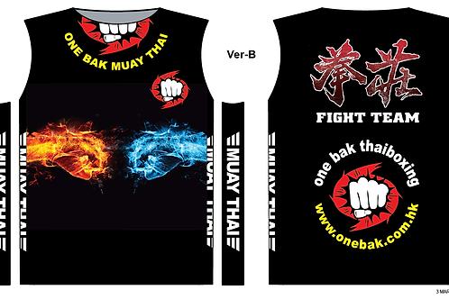 One Bak Fight Tee 2018