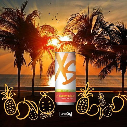 XS Sunshine (陽光雜果味)