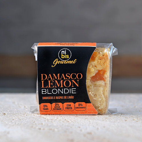 Damasco & Lemon Blondie