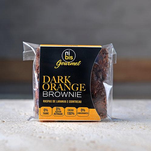 Dark Orange Brownie