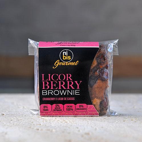 Licor Berry Brownie