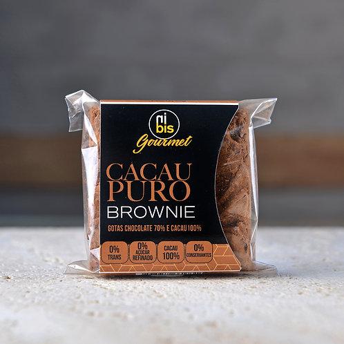 Cacau Puro Brownie
