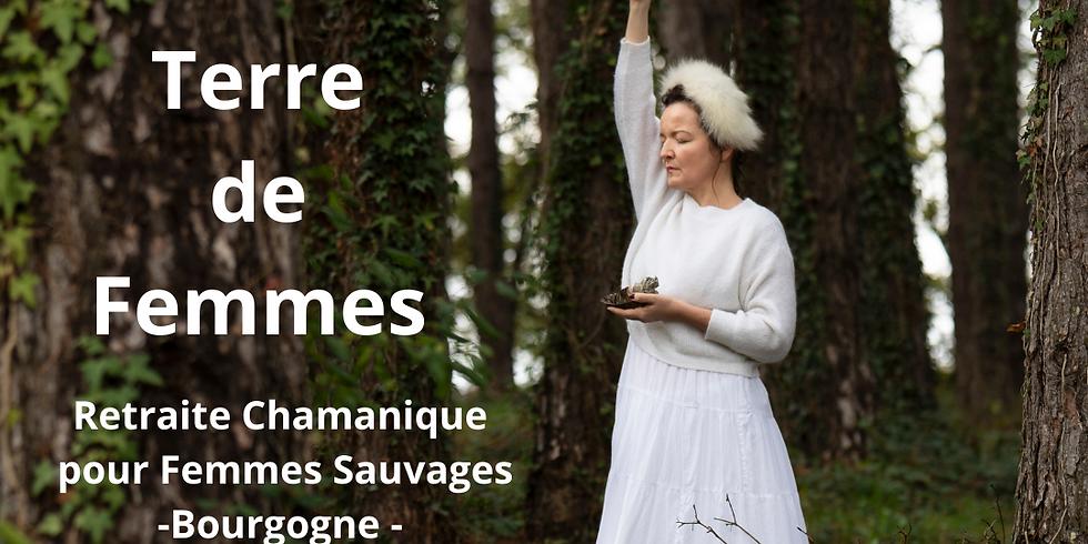 """RETRAITE """"TERRE DE FEMMES""""- 12-16 MAI 2021"""