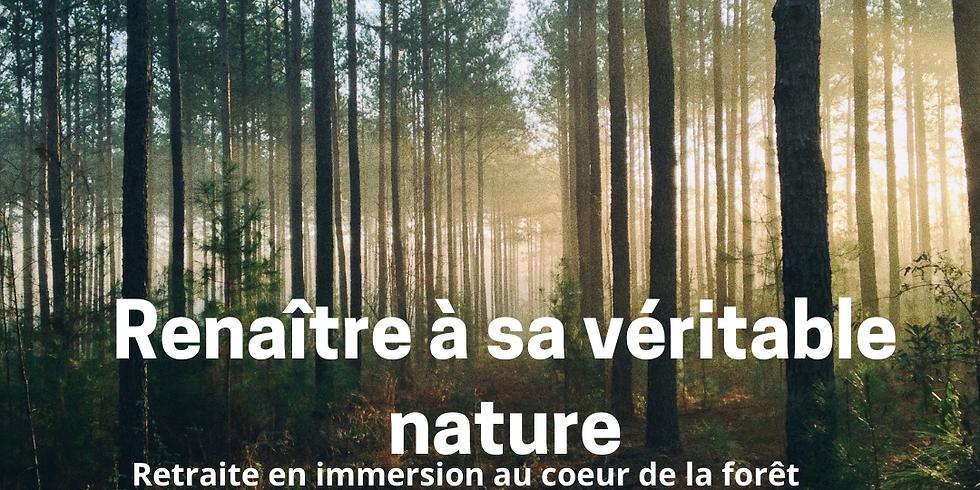 """""""RENAÎTRE À SA VÉRITABLE NATURE"""" / Retraite de Printemps"""