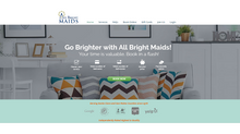 Launch of www.allbrightmaids.net