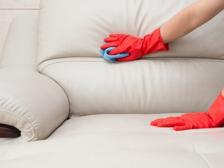 Best Tips On How To Deep Clean A Couch