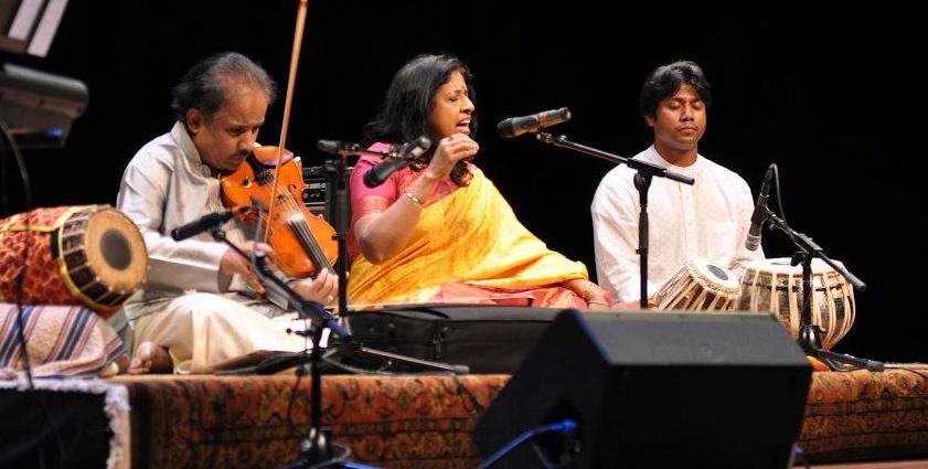 with Kavitaji and L subramanium