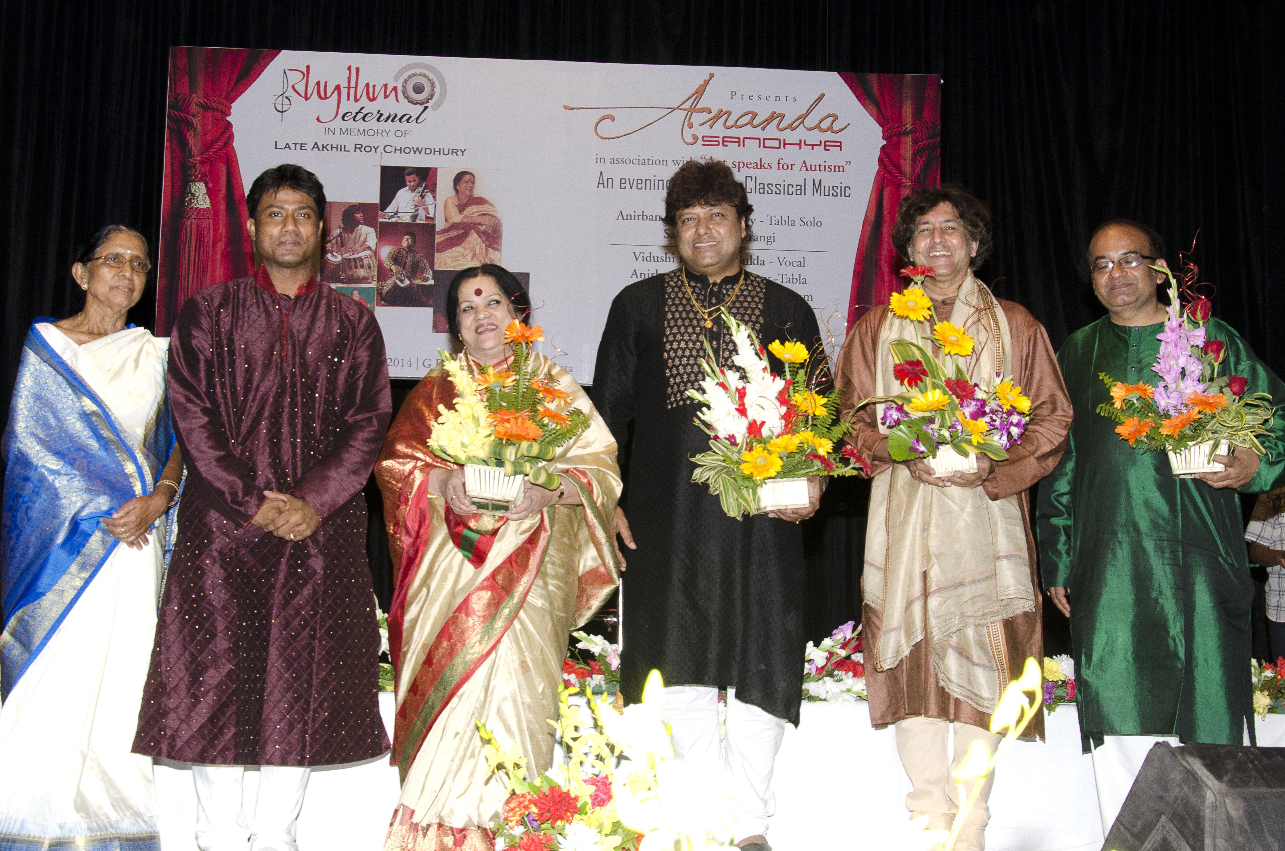 with Stalwarts