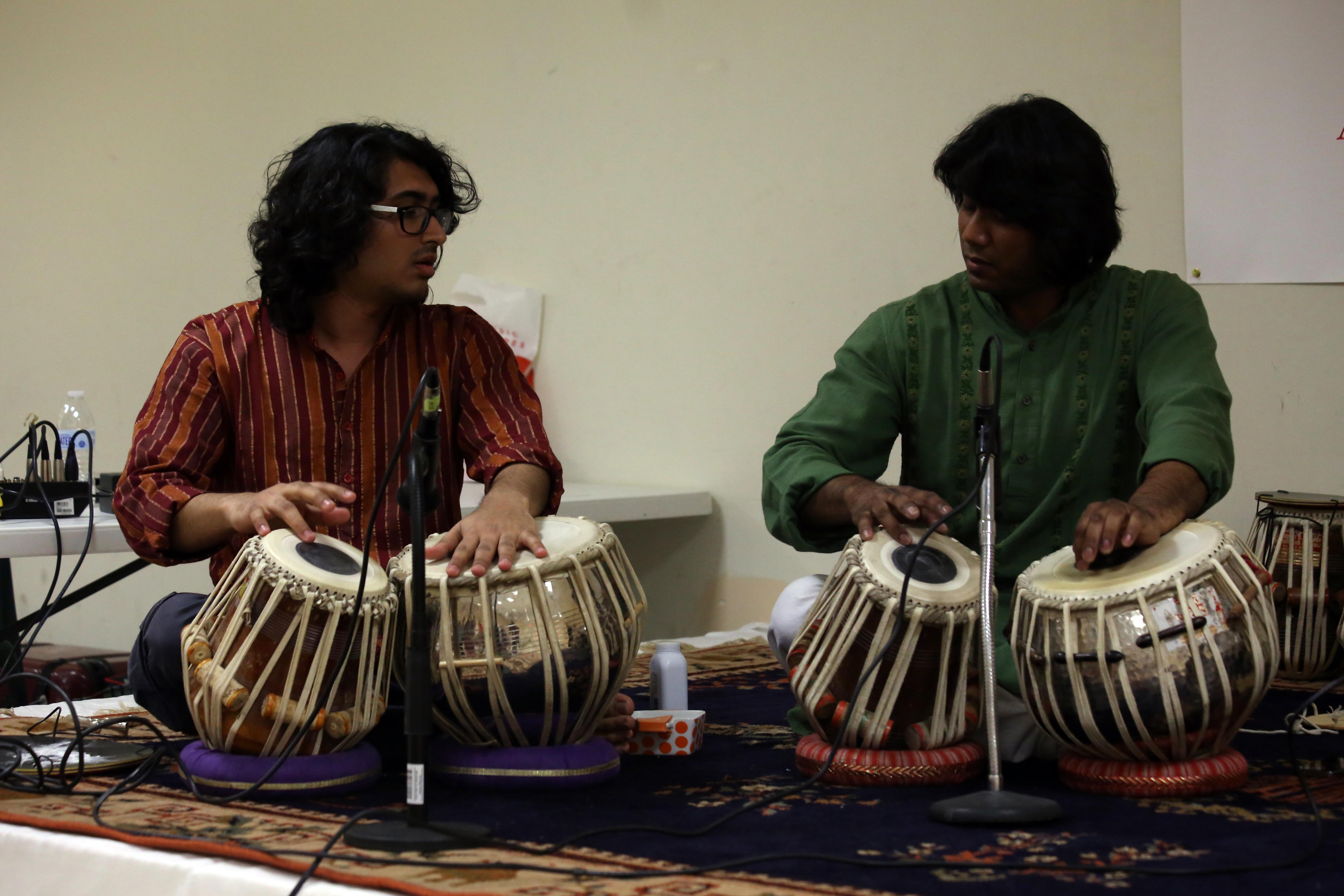 Anirban & his student Naikaj