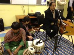 Anirban and Ghajal maestro Gulam Ali