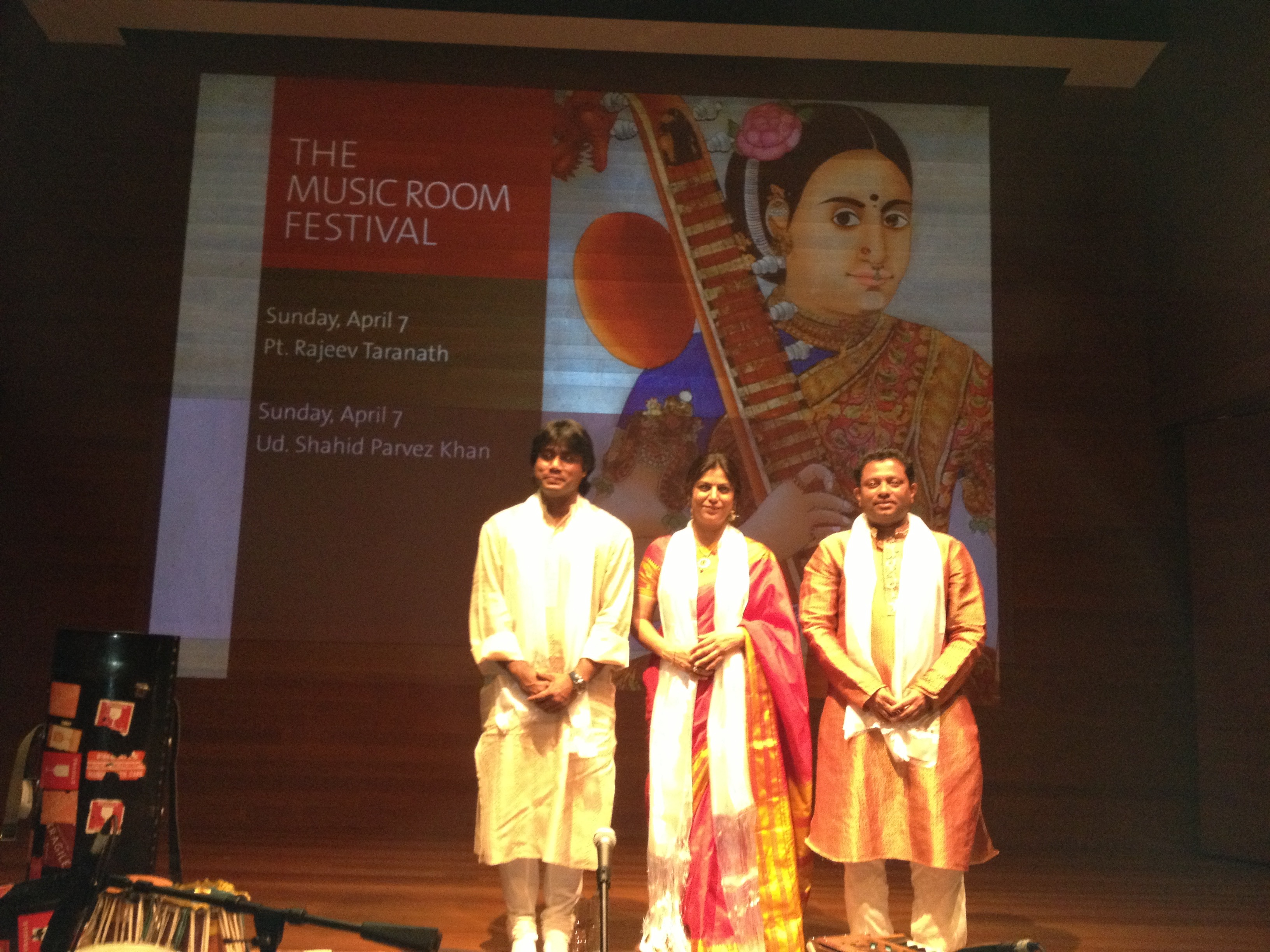 Anirban with Kanika Pandey