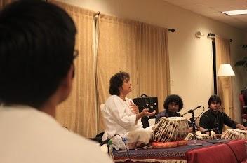 Tabla Retreat 2012