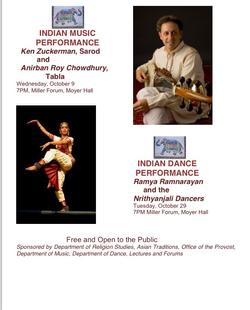 Ken_ anirban Muhlenberg college flyer