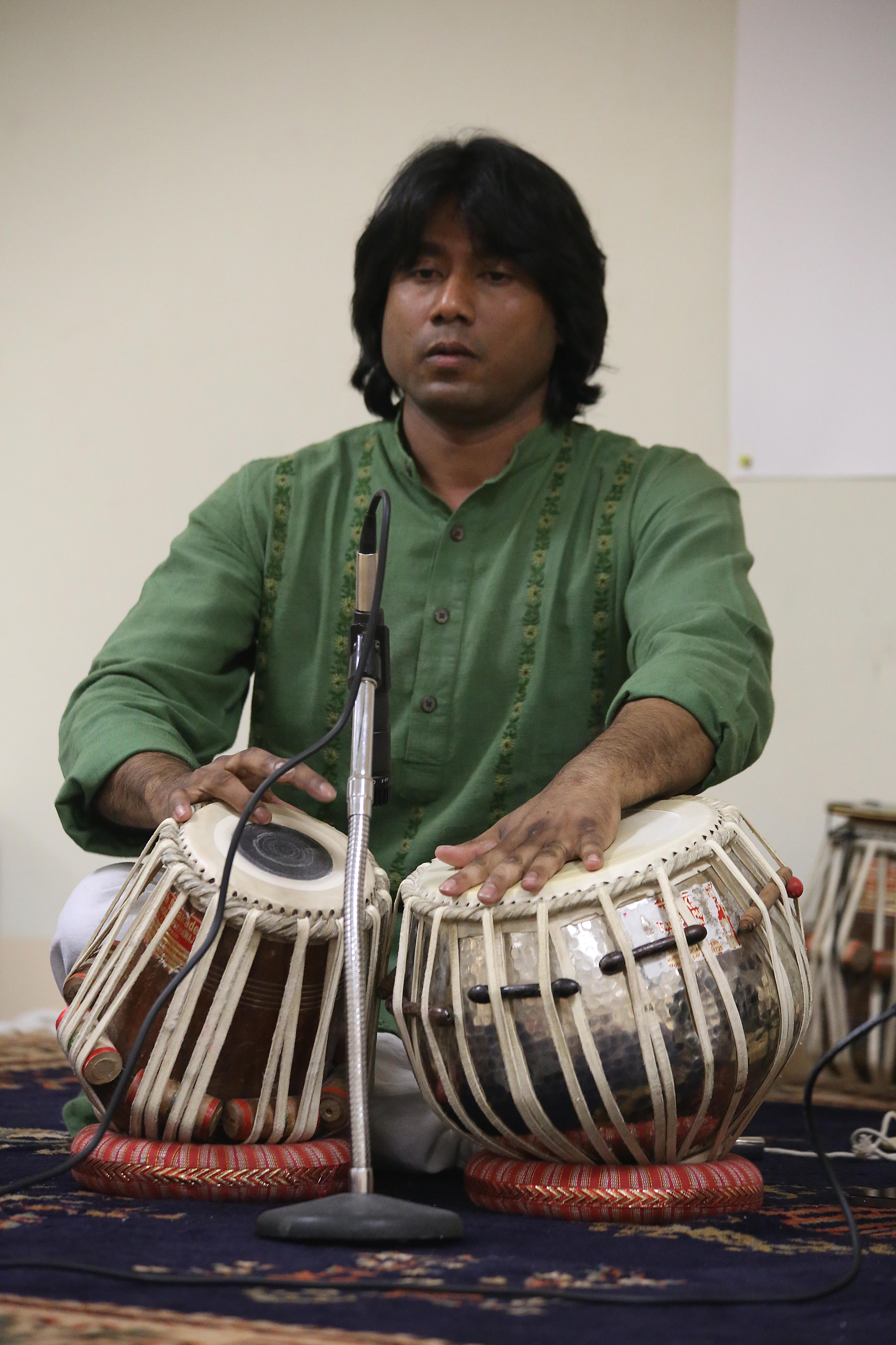 Anirban Roy Chowdhury Tabla