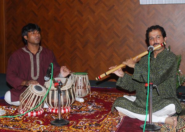 Anirban with Rupak Kulkarni