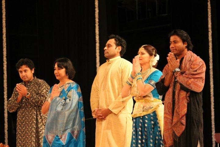 Anirban with Archana Joglekar
