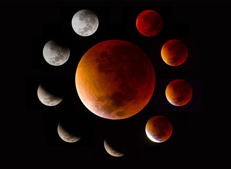 Full Moon Lunar Eclipse in Capricorn July4th/5th, 2020 - The Unexamined Life is not Worth Living
