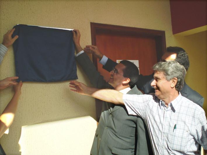 2011 - Inauguração CDI