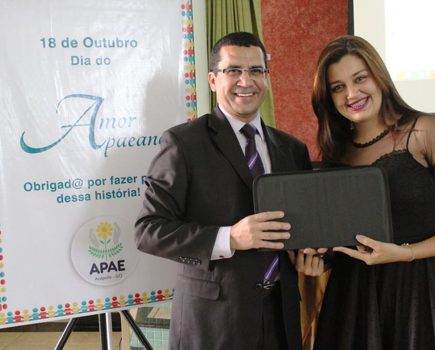 Dr. Hélio e Danúbia