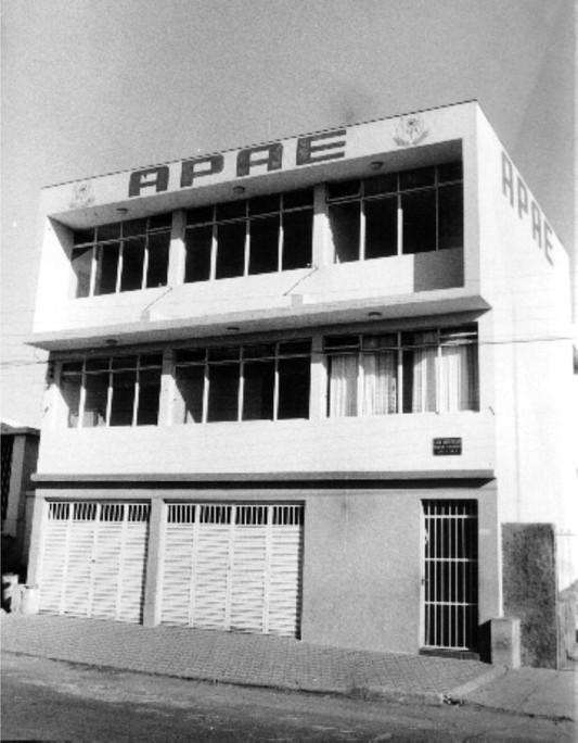 1972 - Inauguração da sede própria