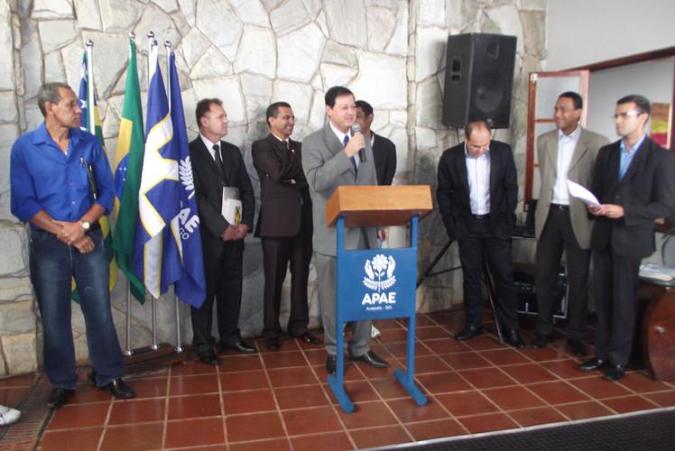 2013 - Inauguração CER III