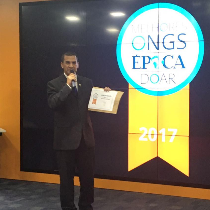 Prêmio: As 100 Melhores ONGs